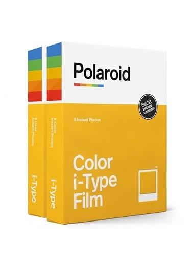 Polaroid Polaroid Color I-Type Uyumlu 8X2 16Lı Film Renkli
